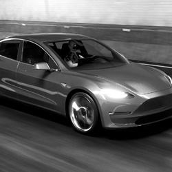 Versicherungsschutz für Tesla Model 3